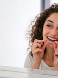 BASMA Spaced teeth